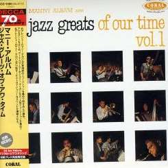 Manny Albam - The Jazz Greats of Our Time, Vol. 1 album download