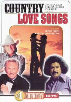 Various Artists - Country Love Songs [DVD #1] album download