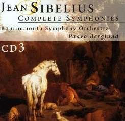 Paavo Berglund / Bournemouth Symphony Orchestra - Sibelius: Complete Symphonies, Vol. 3 album download