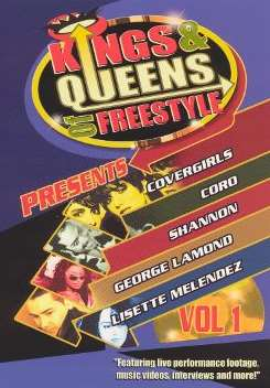 Various Artists - Kings and Queens of Freestyle, Vol. 1 album download