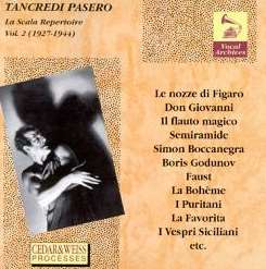 Tancredi Pasero - Tancredi Pasero: La Scala Repertoire, Vol.2 album download