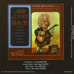 André Benichou / André Benichou & His Well-Tempered Three - Jazz Guitar Bach album download