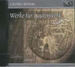 Bohm: Werke Fur Lautenwerk album download