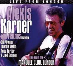 Alexis Korner - Live from London album download