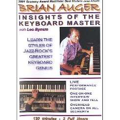 Brian Auger - Insights of the Keyboard Master album download