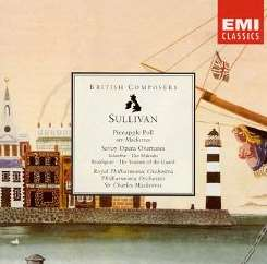 Charles Mackerras - Arthur Sullivan: Savoy Opera Overtures / Pineapple Poll album download