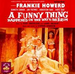 A Funny Thing Happened on the Way to the Forum [Original London Cast] album download