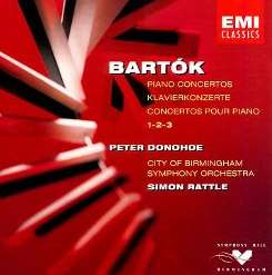Peter Donohoe / Simon Rattle - Bartók: Piano Concertos album download