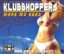 Klubbhoppers - Make My Body album download