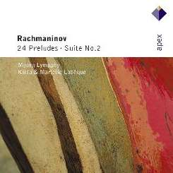 Katia Labèque / Marielle Labèque / Moura Lympany - Rachmaninov: 24 Preludes; Suite No. 2 album download