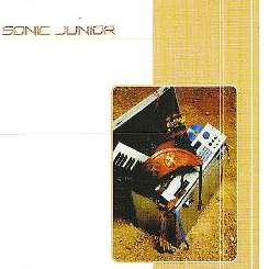 Sonic Junior - Sonic Junior album download