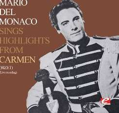 Mario del Monaco - Mario del Monaco Sings Highlights from Carmen album download