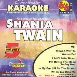 Karaoke - Shania Twain, Vol. 5 album download