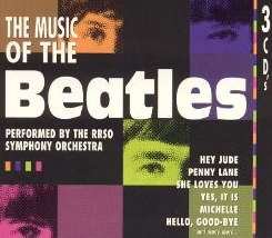 RRSO Symphony Orchestra - The Music of the Beatles [Madacy] album download