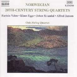 Oslo String Quartet - Norwegian 20th-Century String Quartets album download