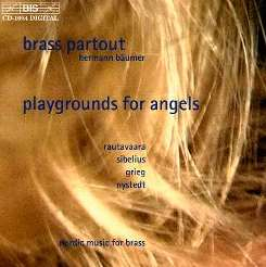 Brass Partout - Playgrounds for Angels album download