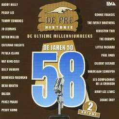 Various Artists - De Pre Historie: De Jaren 50, Vol. 2 (1958) album download