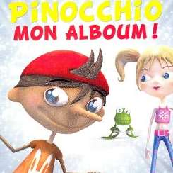 Pinocchio - Mon Alboum album download