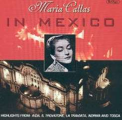 Maria Callas - Maria Callas in Mexico album download