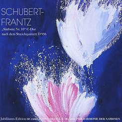 Justus Frantz / Philharmonia of the Nations - Schubert-Frantz: Sinfonie No. 10 album download