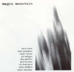 Hans Koller - Magic Mountain album download