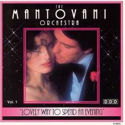 Mantovani - Lovely Way to Spend an Evening, Vol. 1