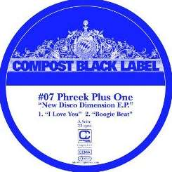 Phreek Plus One - Compost Black Label, Vol. 7