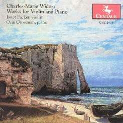 Janet Packer - Charles-Marie Widor: Works for Violin and Piano album download