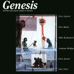 Genesis - Where the Sour Turns to Sweet album download