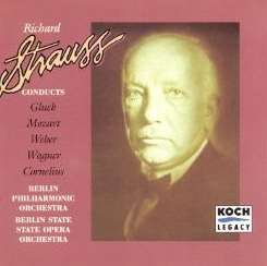 Richard Strauss - Richard Strauss Conducts...the Berlin Philharmonic Orchestra album download