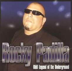 Rocky Padilla - R&B Legend of the Underground album download