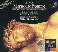 Philippe Herreweghe / Collegium Vocale - Bach: Matthäus-Passion album download