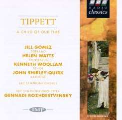 Gennady Rozhdestvensky - Michael Tippett: A Child Of Our Time album download