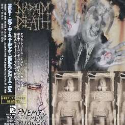 Napalm Death - Enemy of the Music Business/Leaders Not Followers album download