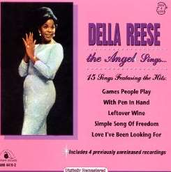 Della Reese - Angel Sings album download
