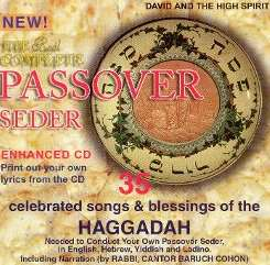 David & the High Spirit - Real Complete Passover album download