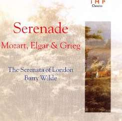 Serenata of London - Mozart, Elgar, Grieg: Serenades album download