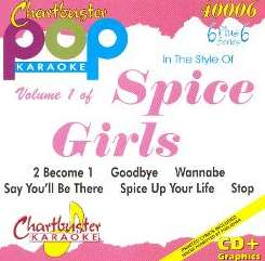 Karaoke - Chartbuster Karaoke: Spice Girls, Vol. 1 album download