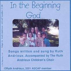 Ruth Andrieux - In the Beginning God album download