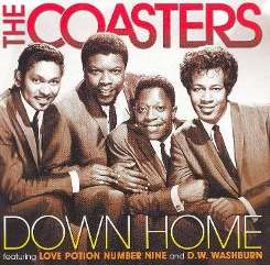 The Coasters - Down Home album download
